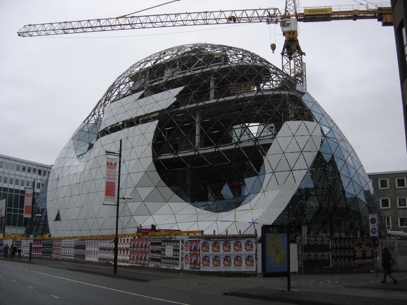 Building BLOBs in MariaDBColumnStore